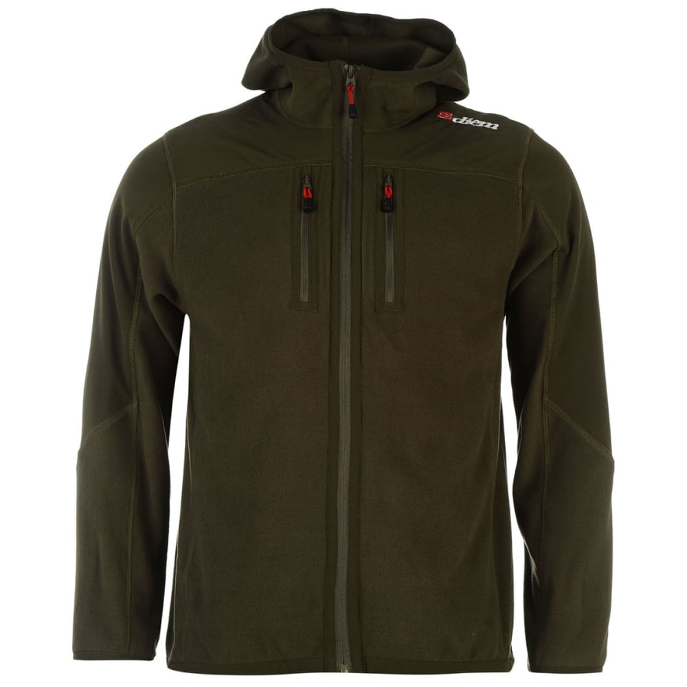 Diem Men's Liberty Fleece Jacket - Green, L