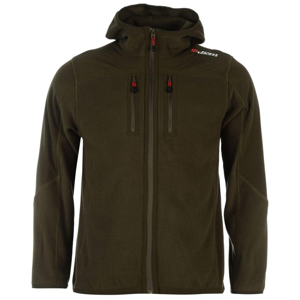 DIEM Men's Liberty Fleece Jacket - GREEN