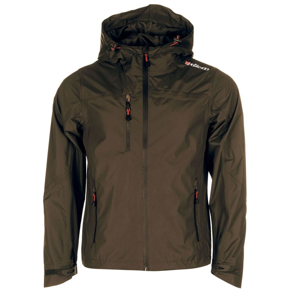 Diem Men's Litetech Jacket - Green, L