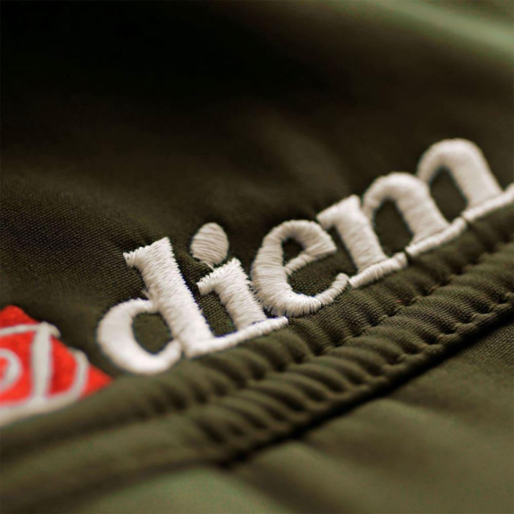 DIEM Men's Quest Soft Shell Jacket - GREEN