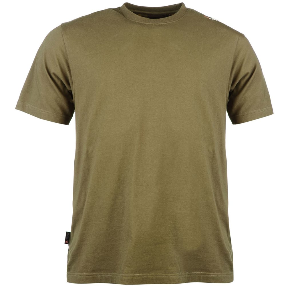 Diem Men's Small Logo Short-Sleeve Tee - Green, L