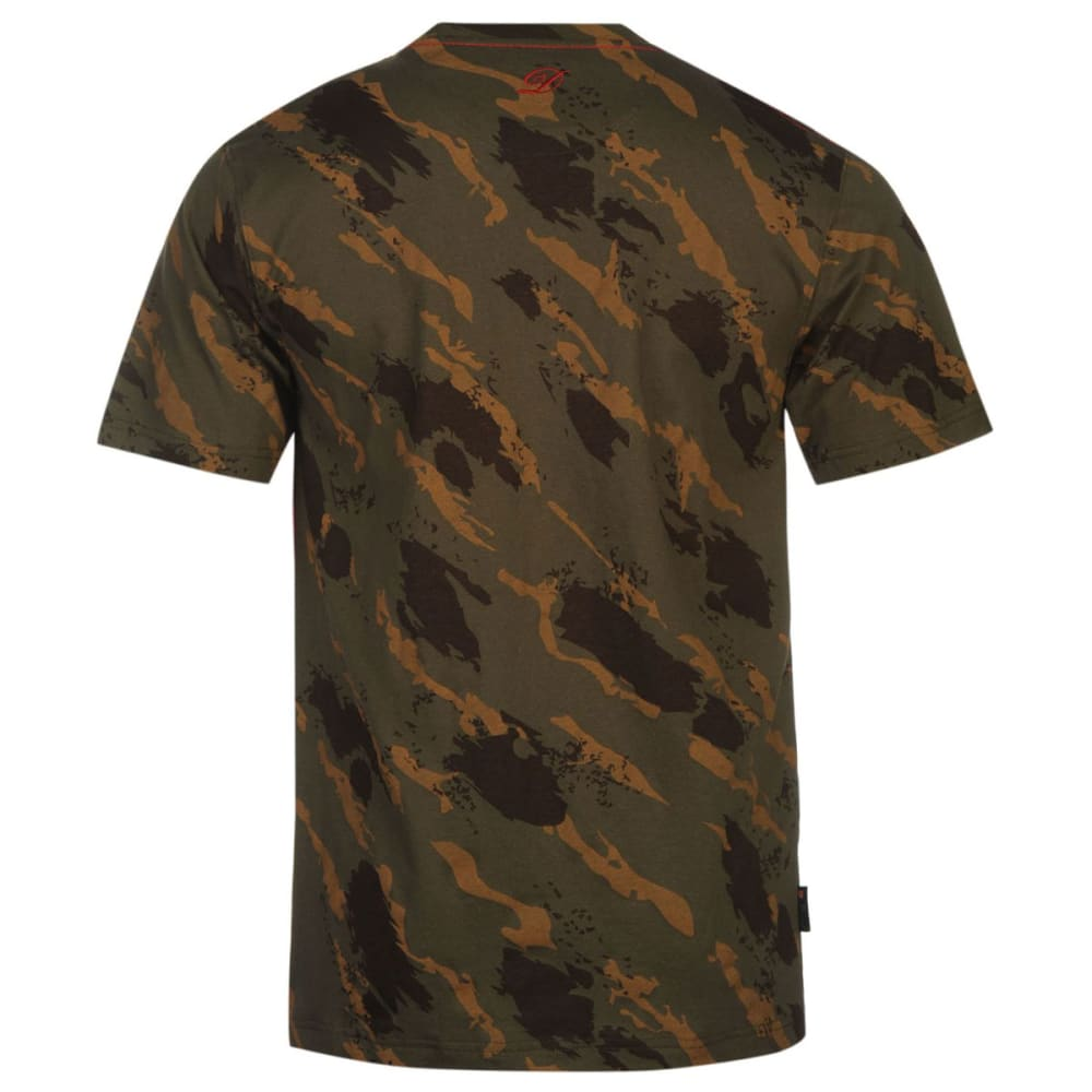 DIEM Men's Urban Short-Sleeve Tee - CAMO