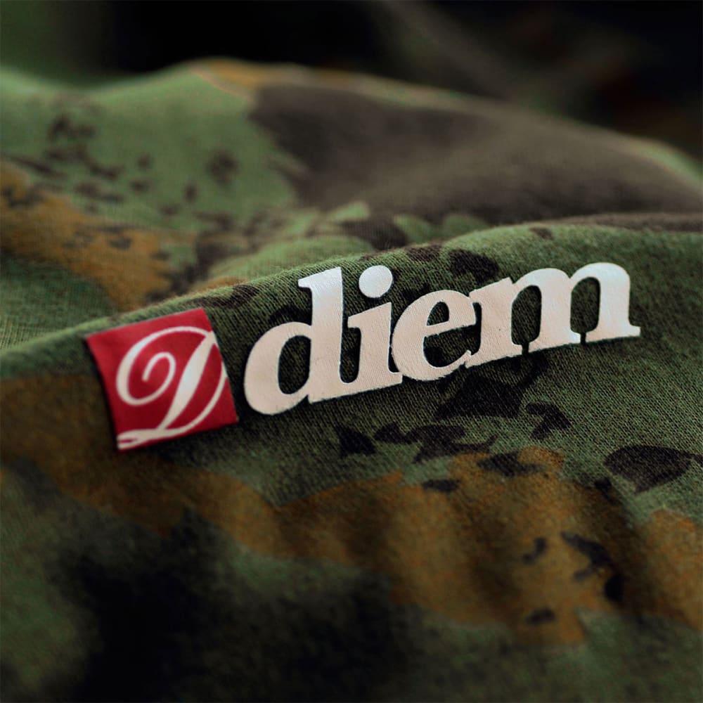 DIEM Men's Urban Short-Sleeve Tee - CAMO