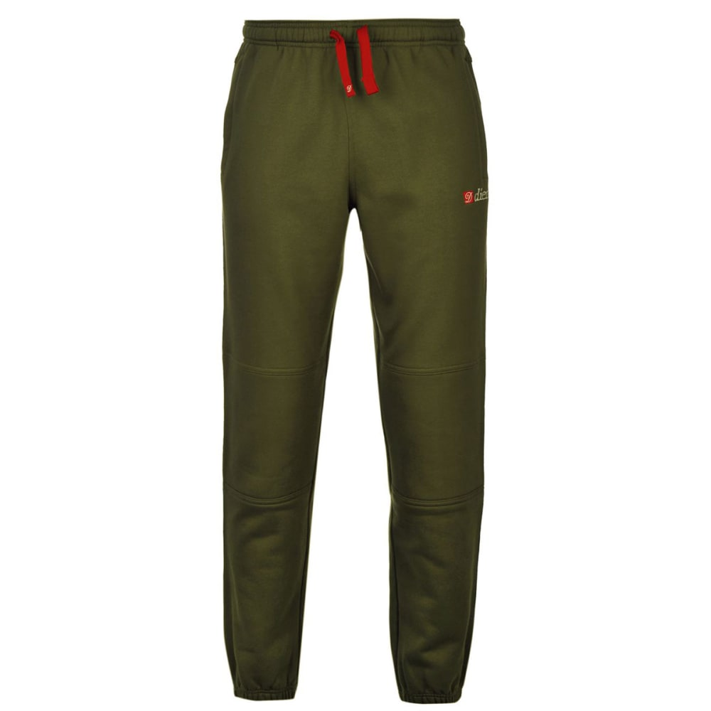Diem Men's At Jogger Pants - Green, L