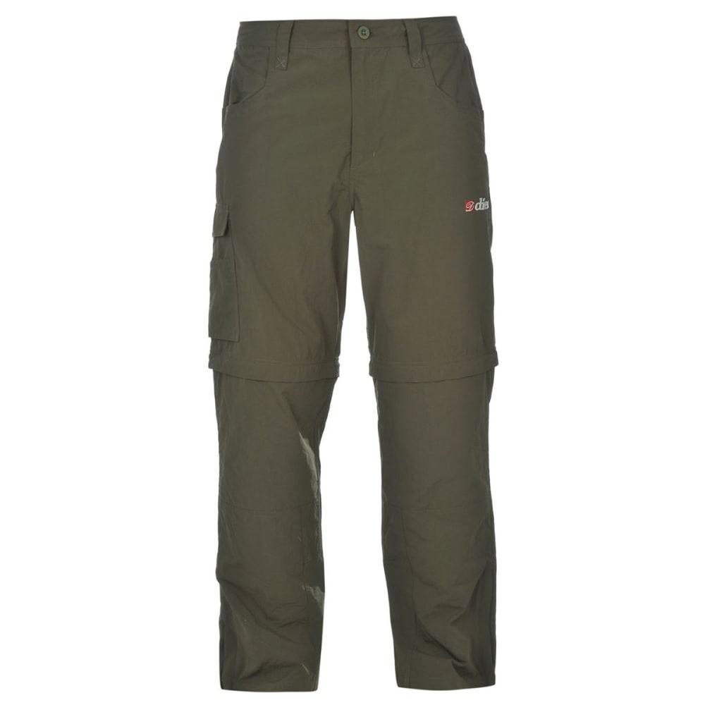 DIEM Men's D6 Pants - GREEN