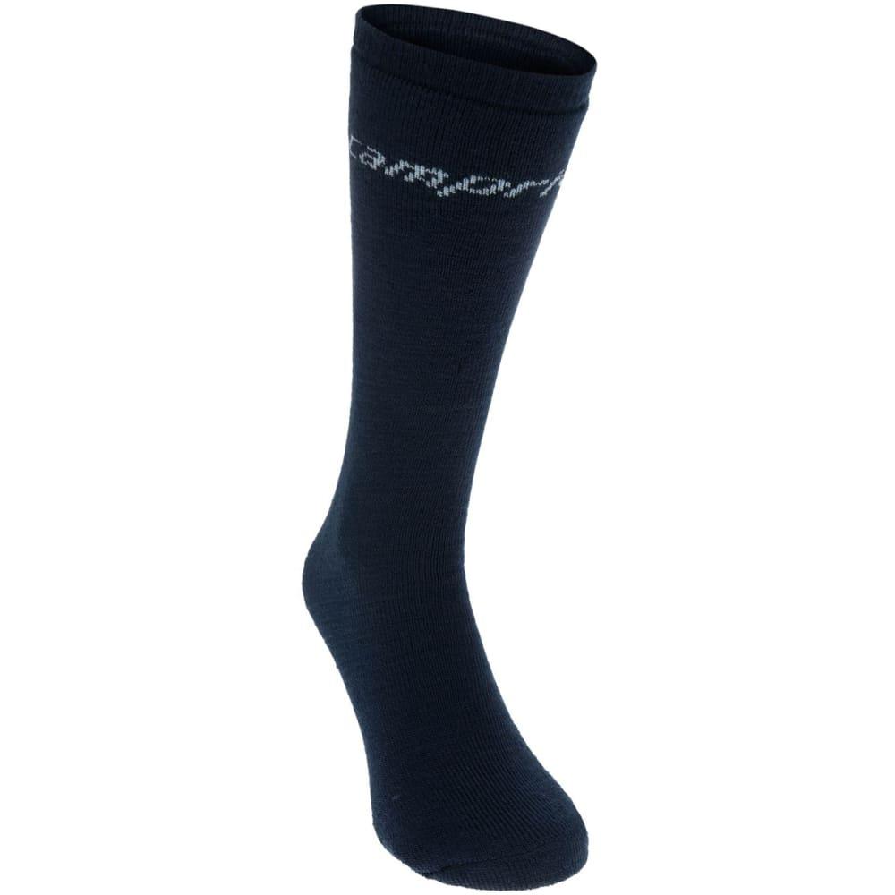 CAMPRI Women's Ski Tube Socks, 2-Pack - NAVY