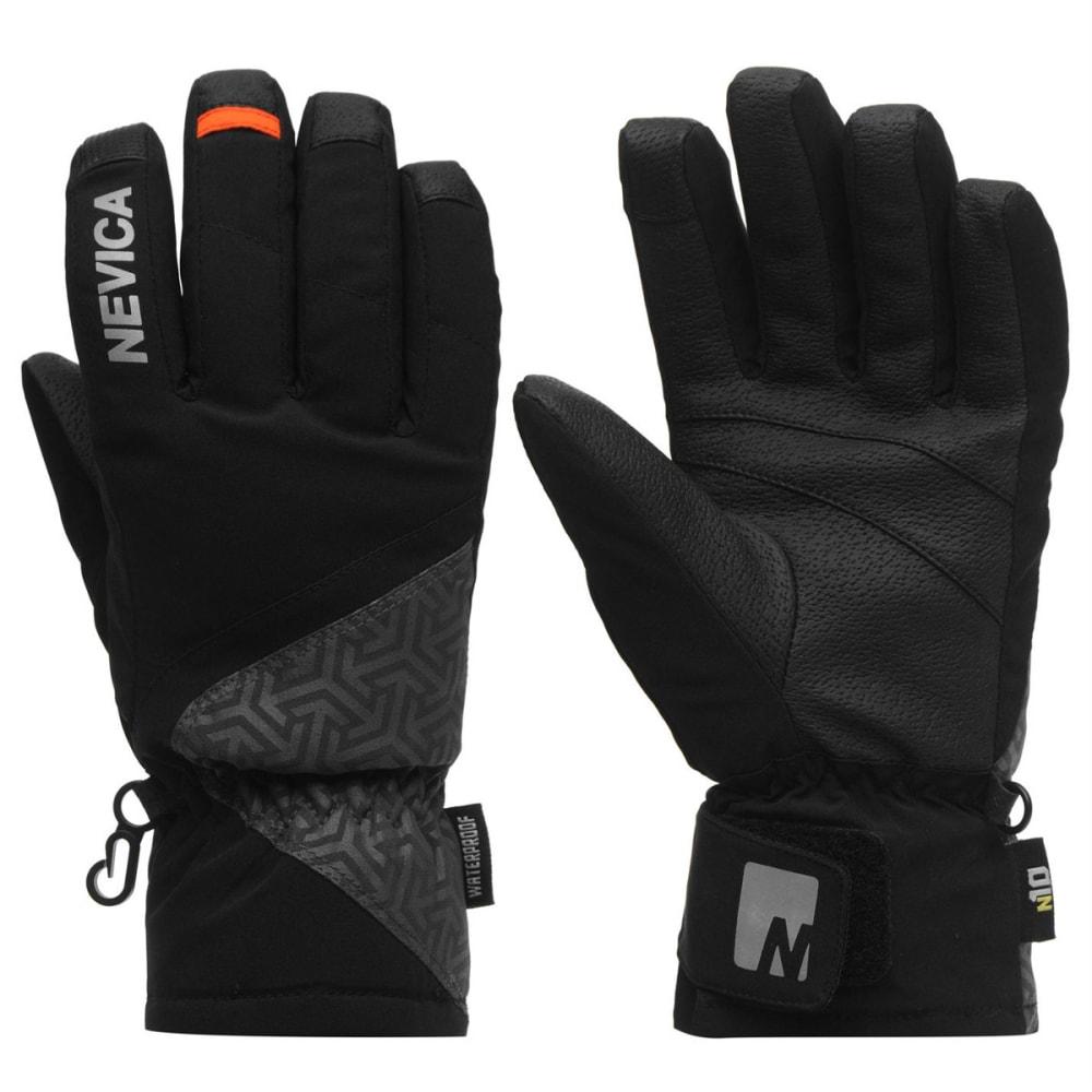 NEVICA Kids' 3-in-1 Ski Gloves - BLACK