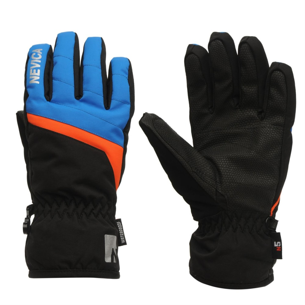NEVICA Kids' Meribel Gloves - BLACK