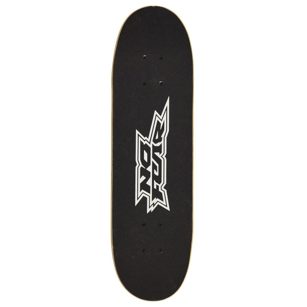 NO FEAR Junior Skateboard - Blue Tricks