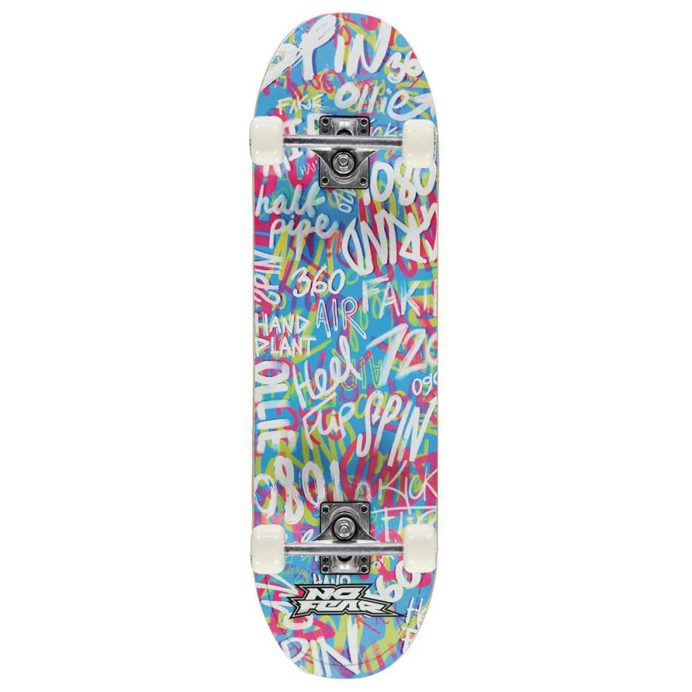 NO FEAR Junior Skateboard ONESIZE