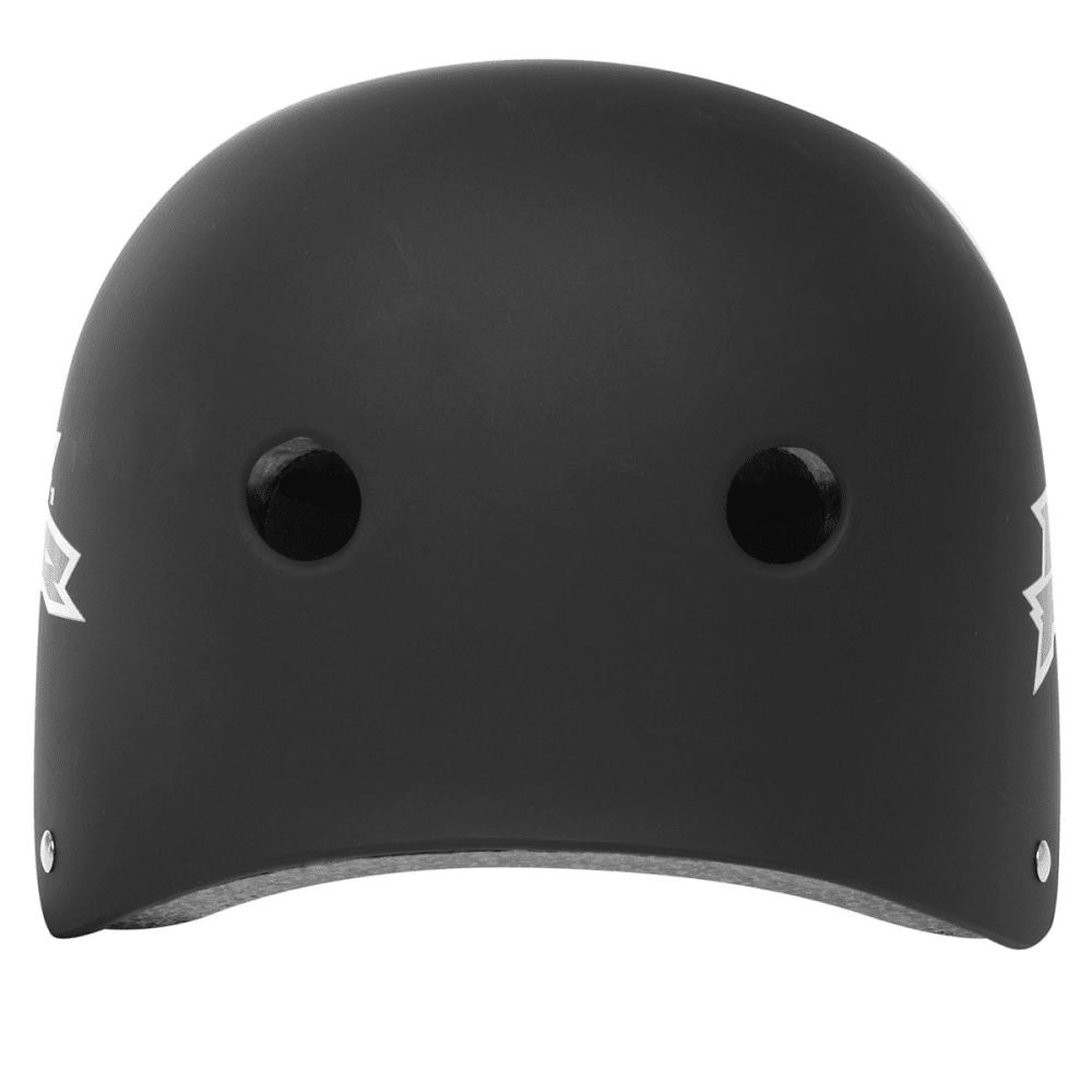 NO FEAR Skate Helmet - BLACK