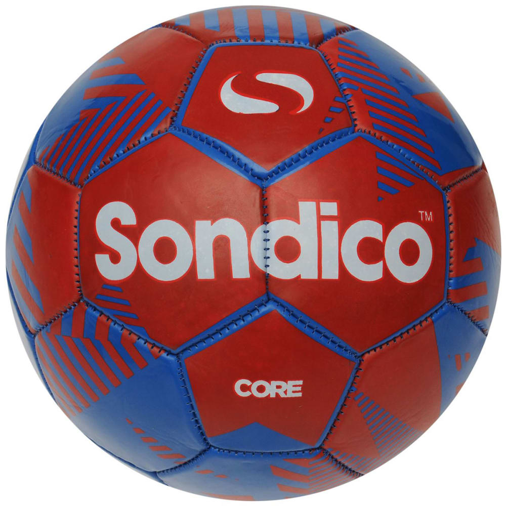 SONDICO Core XT Soccer Ball - BLUE/RED