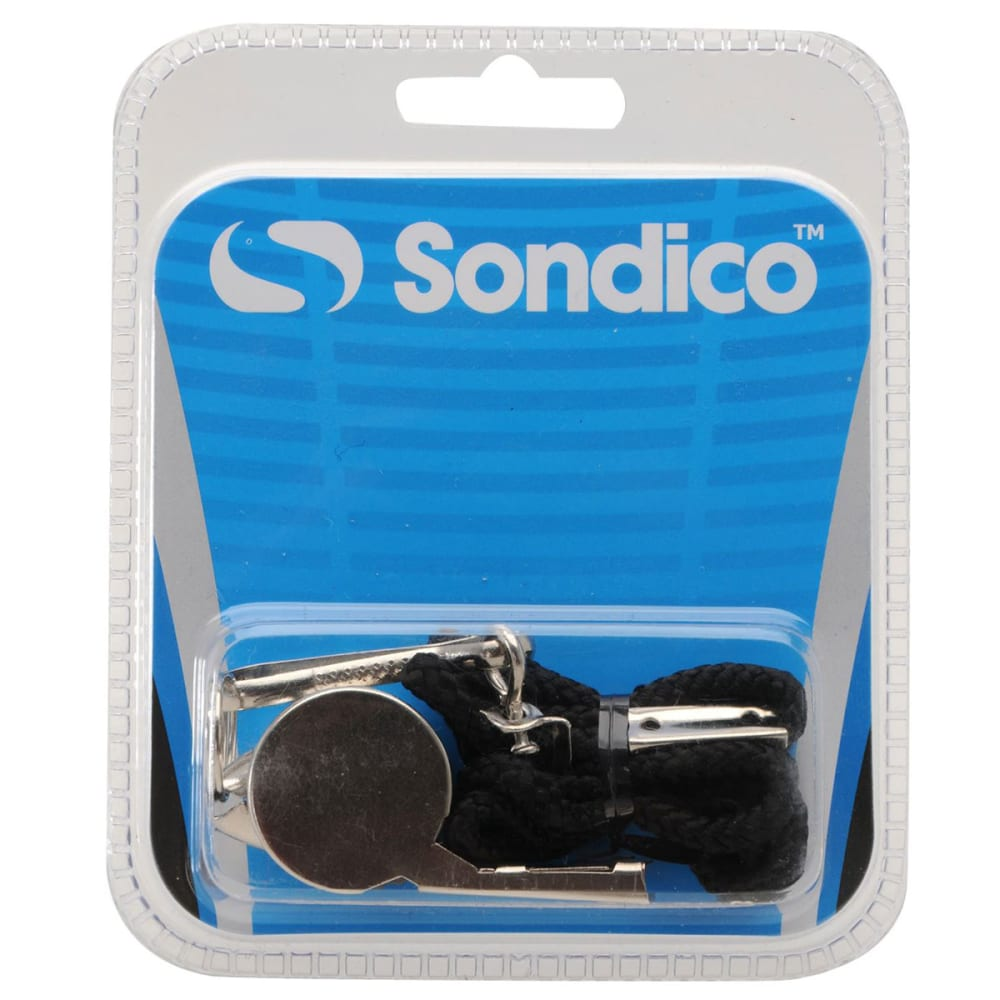 SONDICO Metal Whistle - SILVER