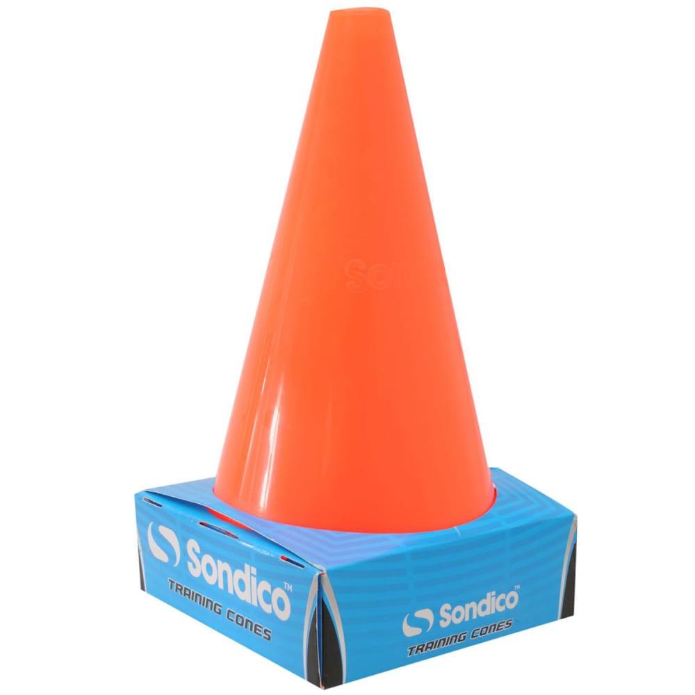 SONDICO Training Cones, 6-Pack ONESIZE