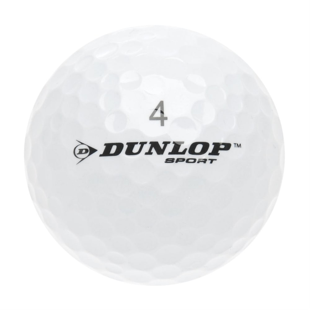 Dunlop Tour Golf Balls, 24 Pack - White, ONESIZE