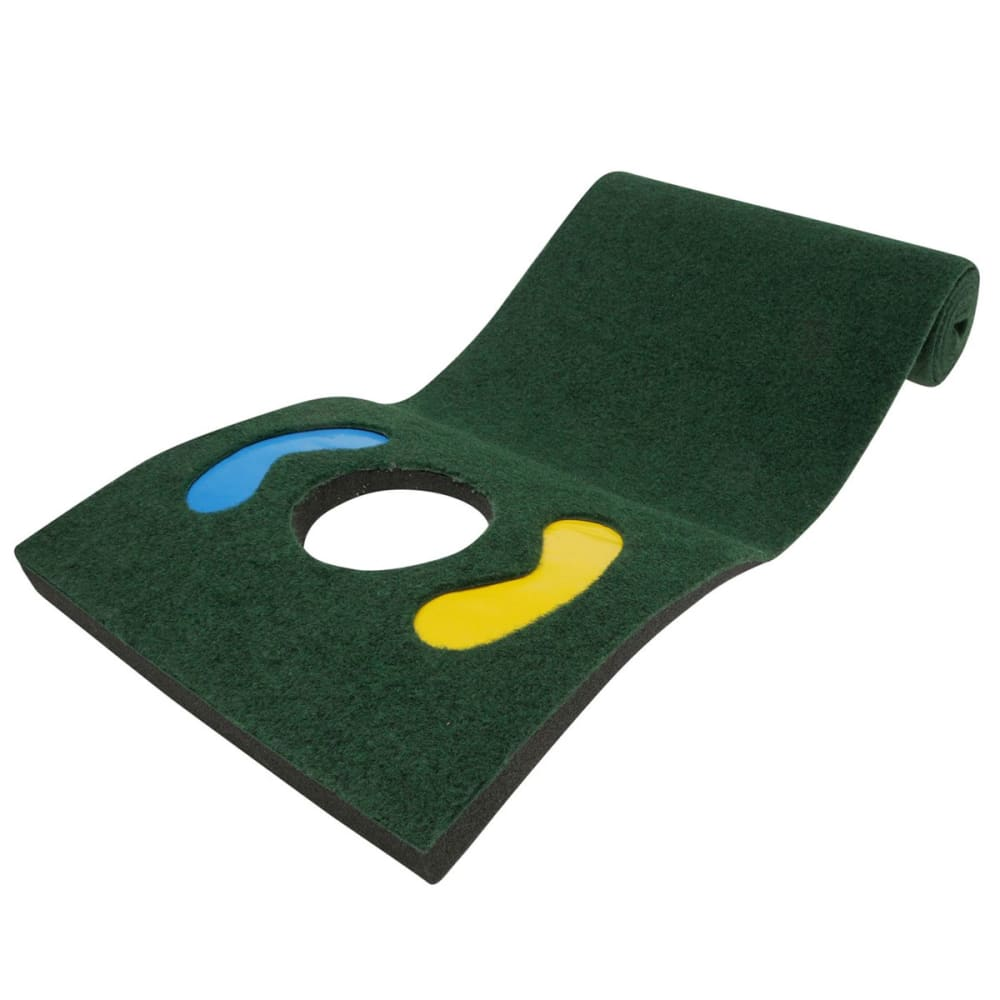 Dunlop 6X1 Putting Mat - Various Patterns, ONESIZE