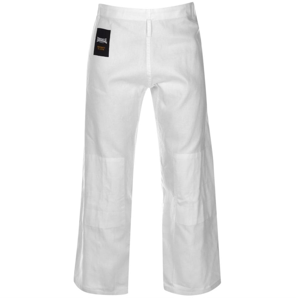 LONSDALE Unisex Judo Suit - WHITE