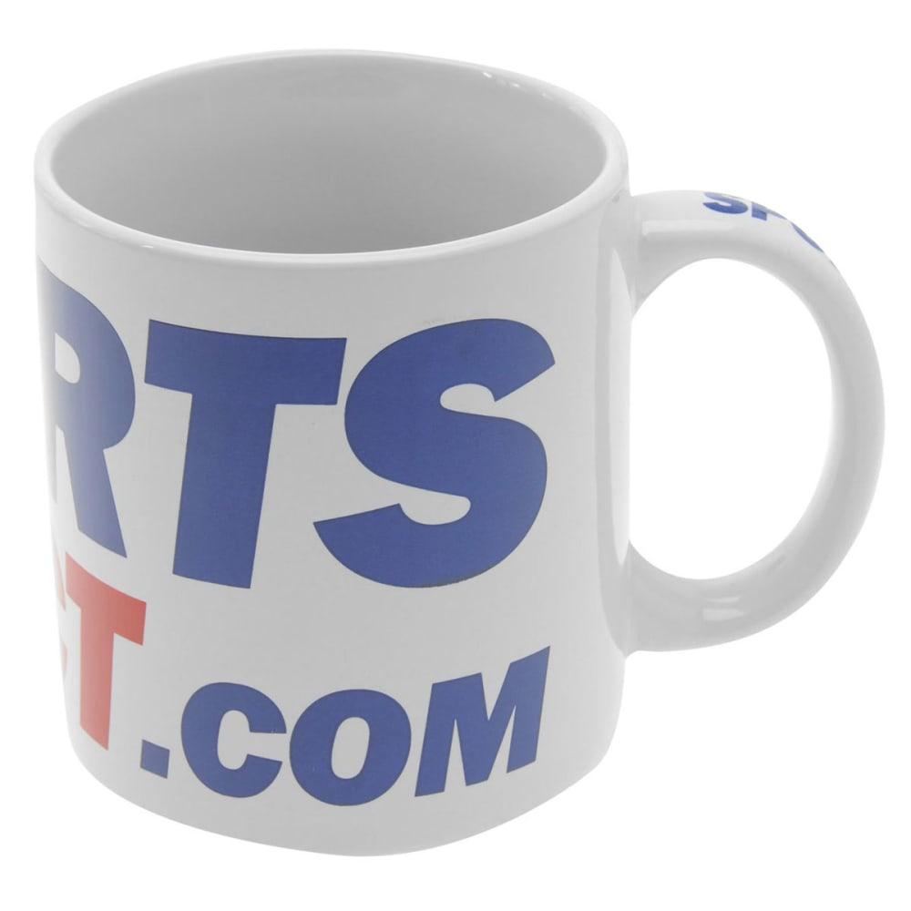 SPORTSDIRECT Store Mug - White/Blue/Red