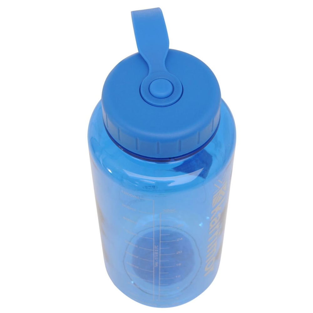 KARRIMOR 1L Tritan Bottle - BLUE
