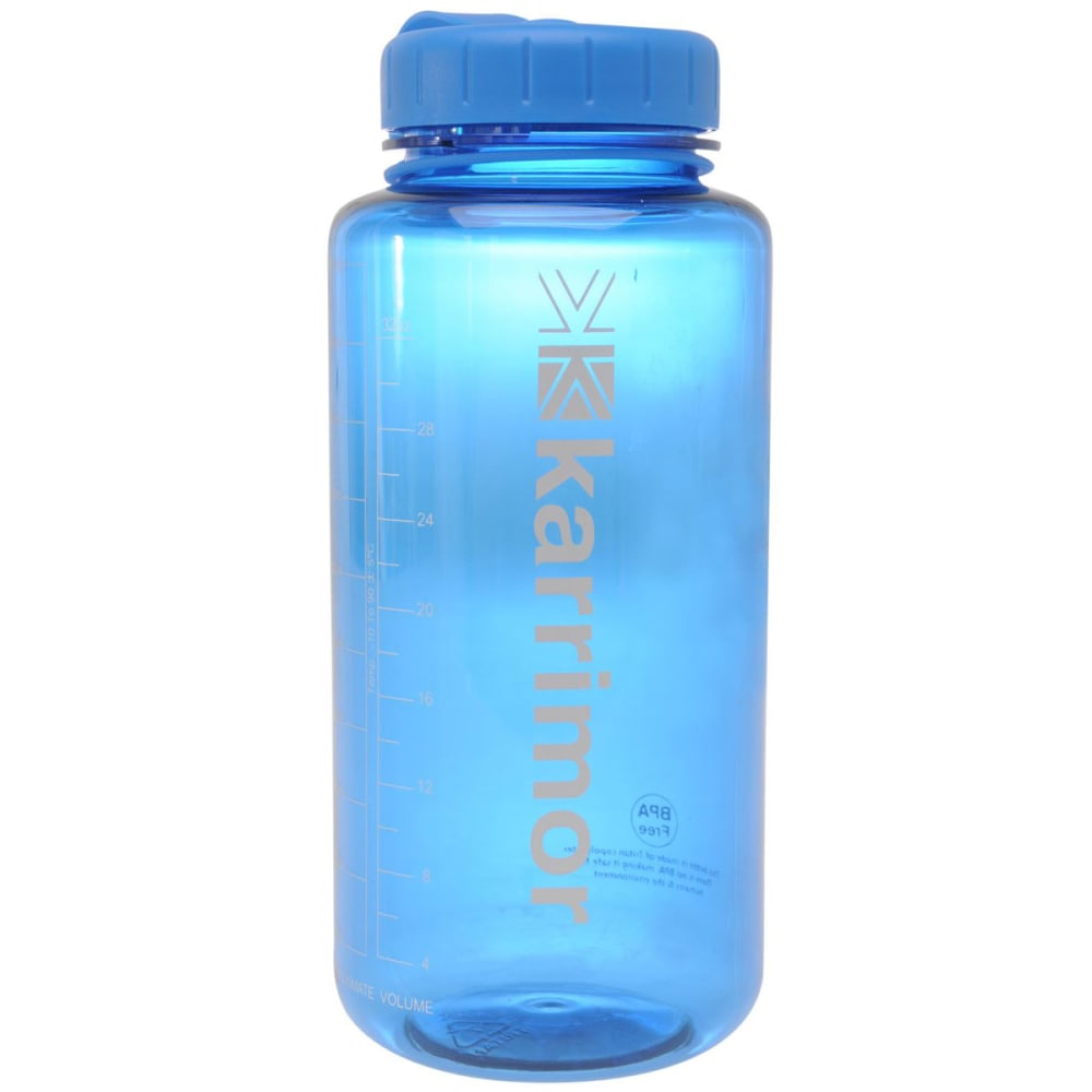 Karrimor 1L Tritan Bottle - Blue, ONESIZE