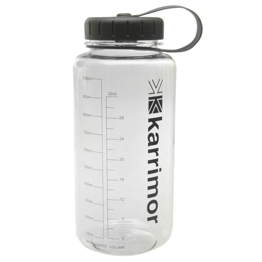 KARRIMOR 1L Tritan Bottle - CLEAR