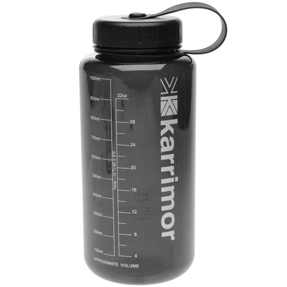 Karrimor 1L Tritan Bottle - Various Patterns, ONESIZE