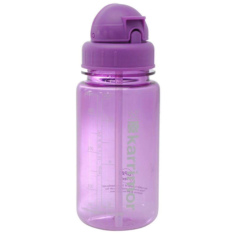 KARRIMOR 350ml Tritan Water Bottle - PURPLE