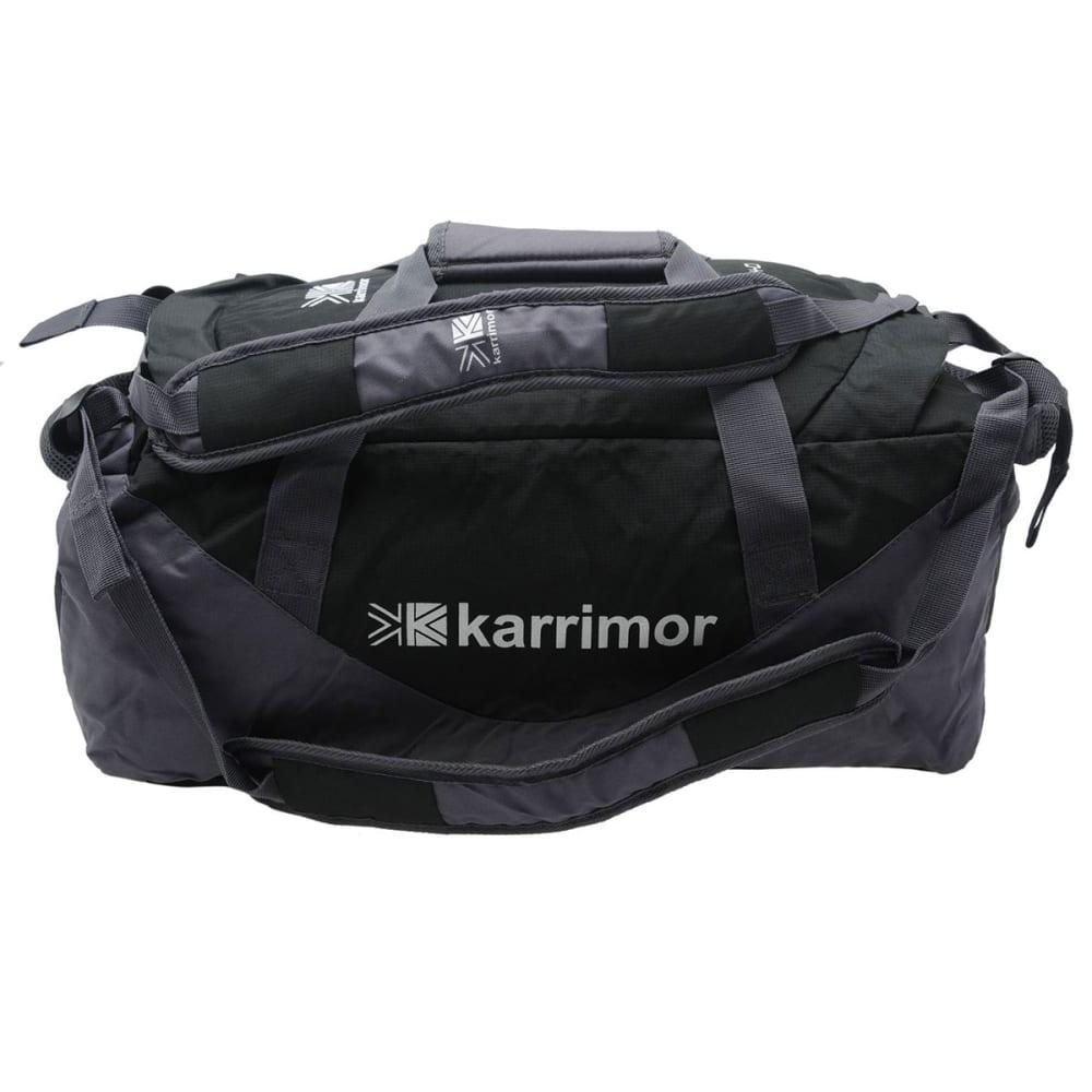 KARRIMOR 40L Cargo Bag - BLACK/CINDER