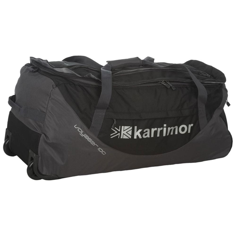 KARRIMOR 100L Voyager Wheeled Bag ONESIZE