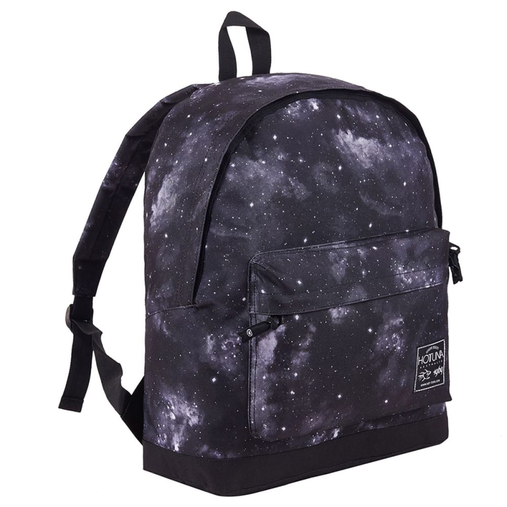 HOT TUNA Tuna Galaxy Backpack - BLACK/WHITE