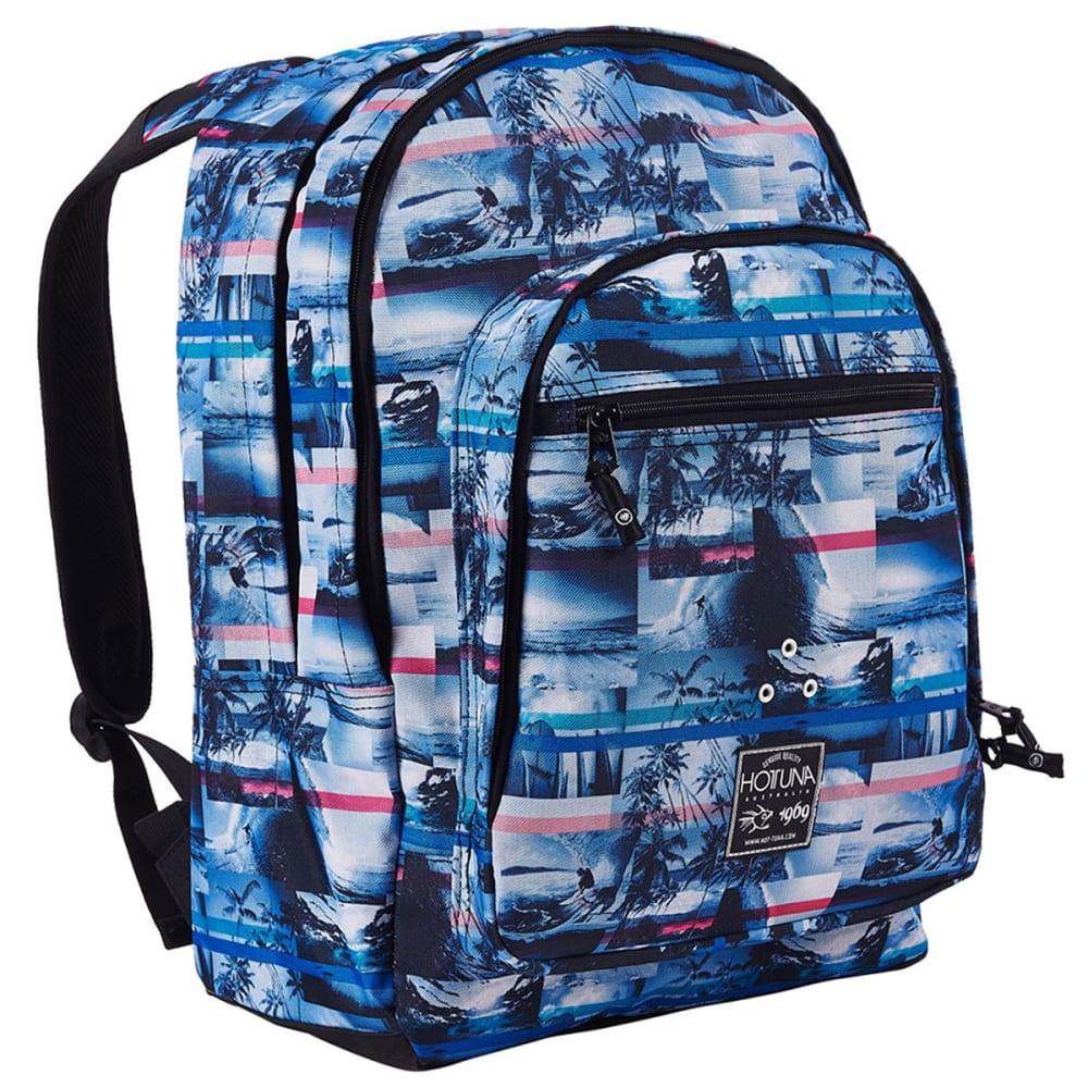 HOT TUNA Print Backpack ONESIZE