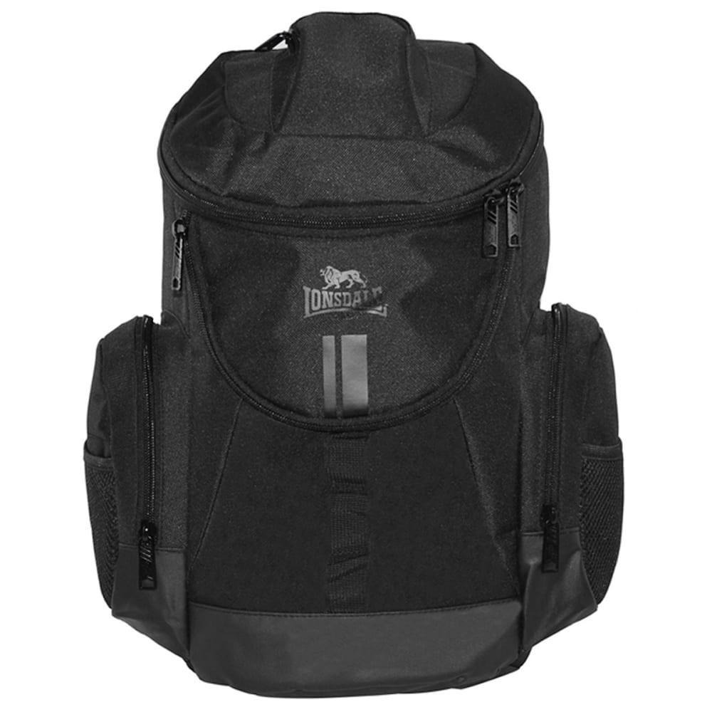 LONSDALE Niagara Backpack - BLACK
