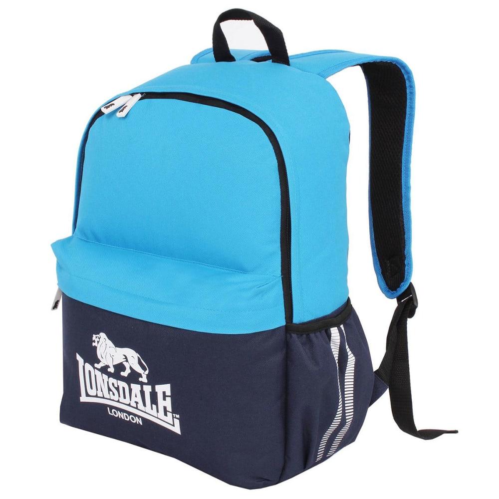 LONSDALE Pocket Backpack - NAVY/BLUE