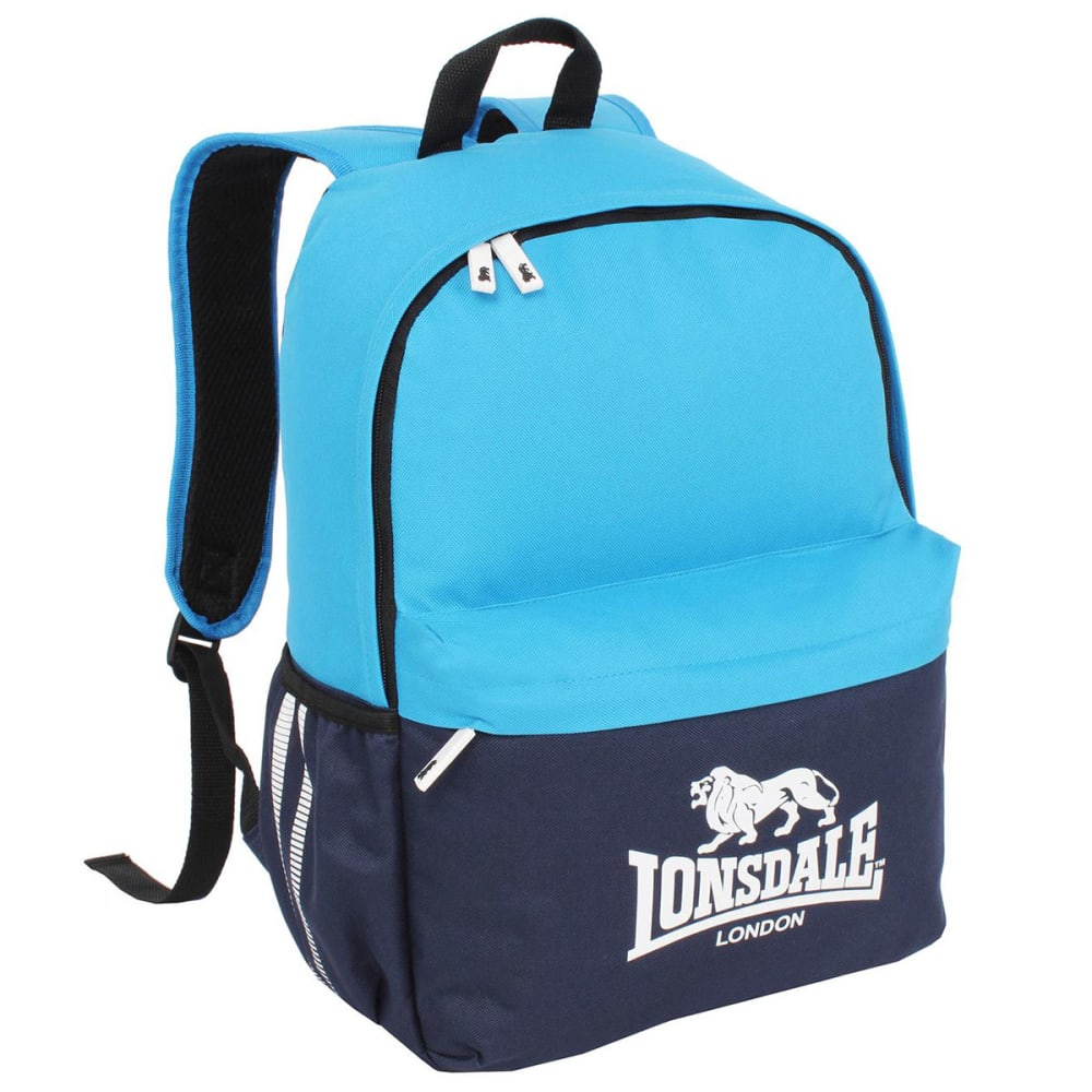 LONSDALE Pocket Backpack - NAVY/BLUE