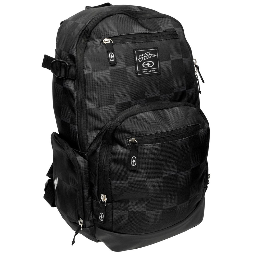 NO FEAR Check Backpack ONESIZE