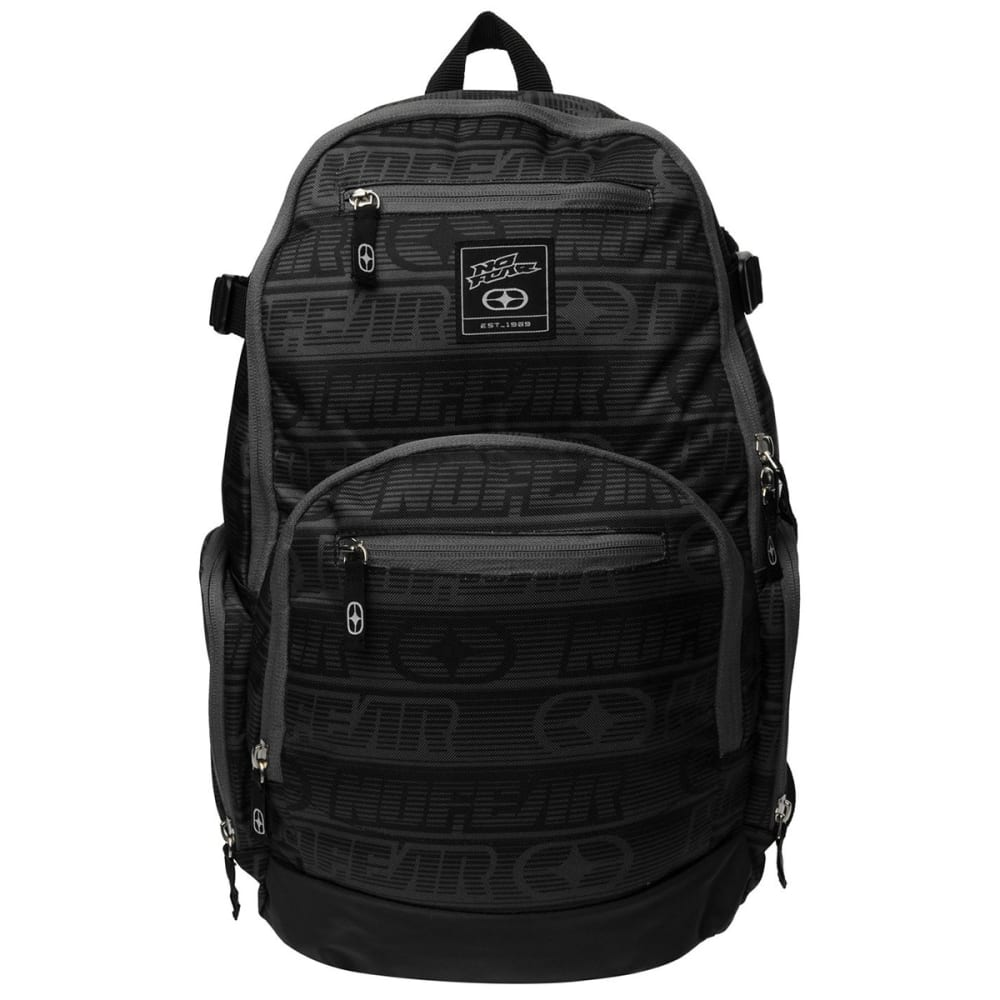 NO FEAR Tonal Backpack - CHARCOAL/BLACK