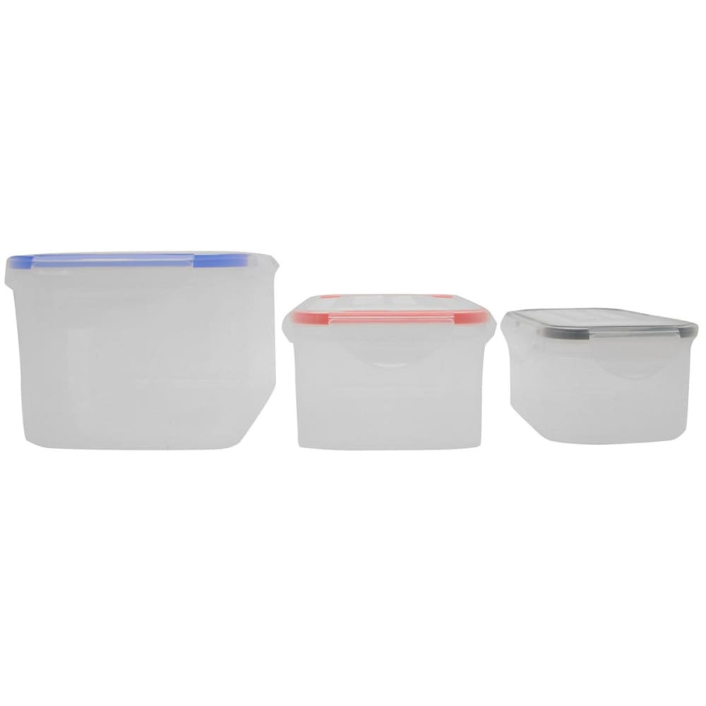 SPORTSDIRECT Food Tubs - CLEAR