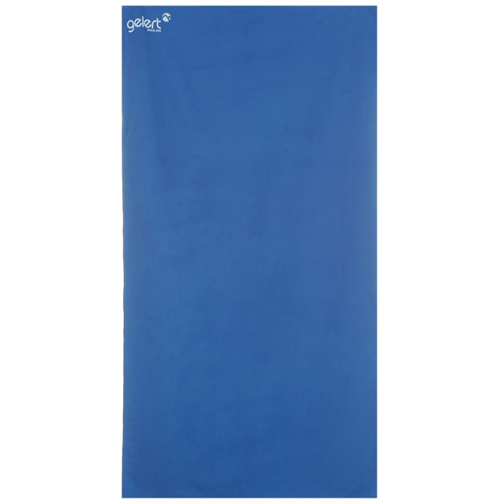 GELERT Soft Towel, Giant - BLUE