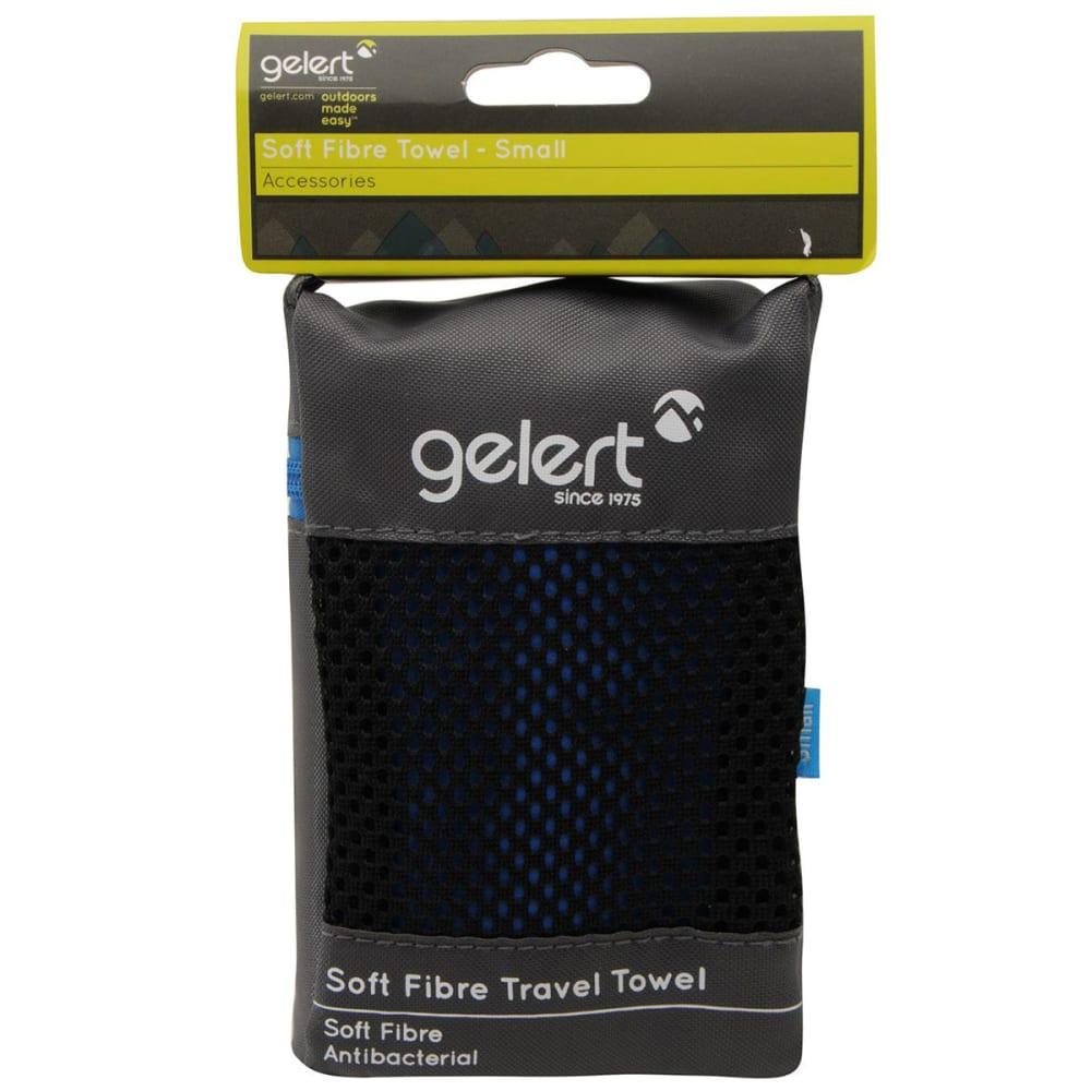 GELERT Soft Towel, Small - BLUE