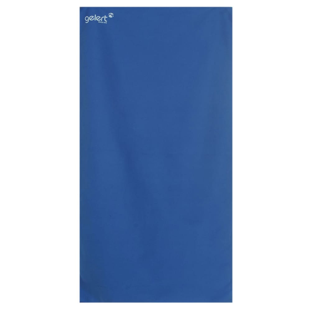GELERT Soft Towel, Small - BLUE