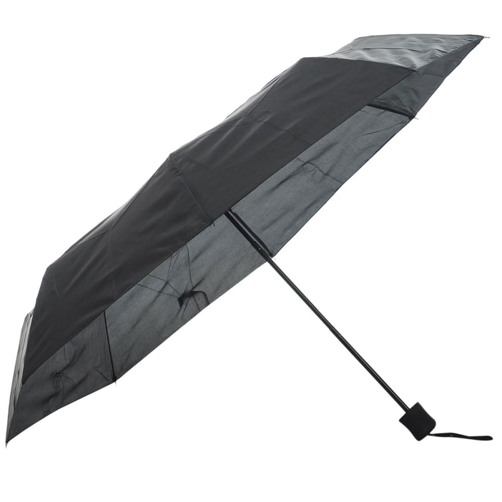 Dunlop 3 Fold Umbrella - Various Patterns, ONESIZE