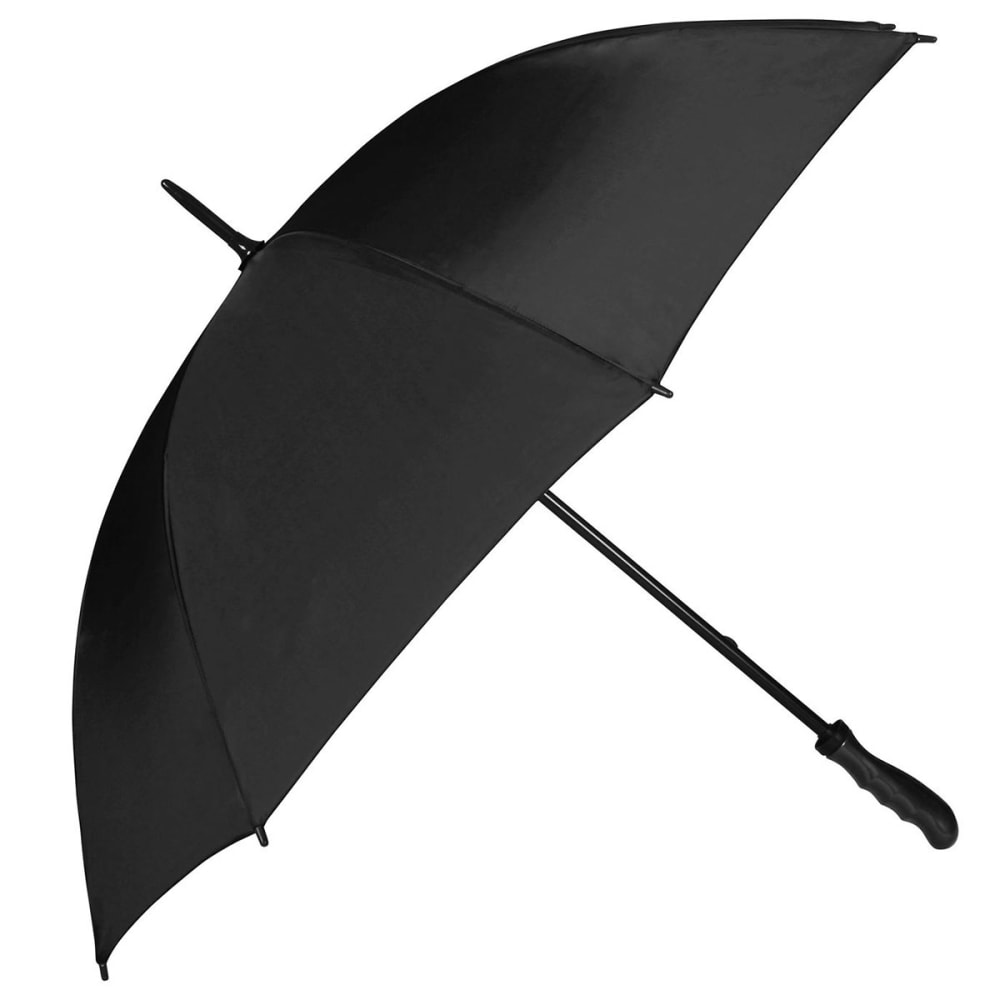 DUNLOP Single Canopy Umbrella - 25 Inch Black