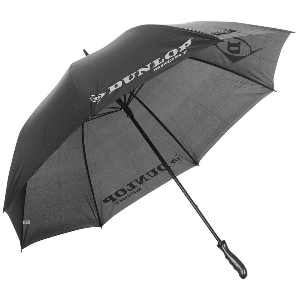 DUNLOP Single Canopy Umbrella - Black/WhiteLogo