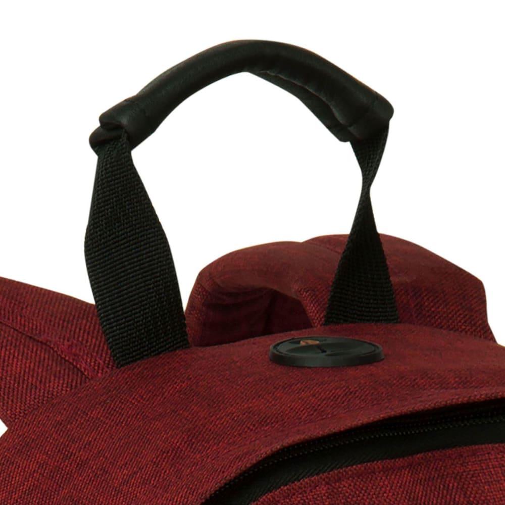 FIRETRAP Classic Backpack - BURGUNDY