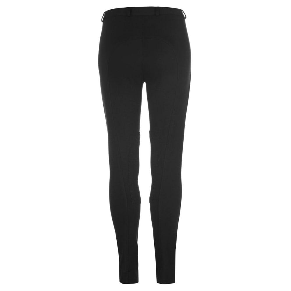 REQUISITE Women's Classic Jodhpur Pants - BLACK