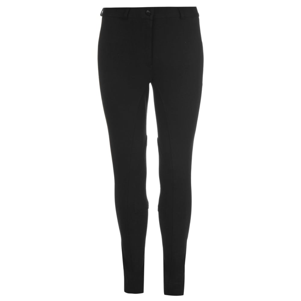 REQUISITE Women's Classic Jodhpur Pants - BLACK