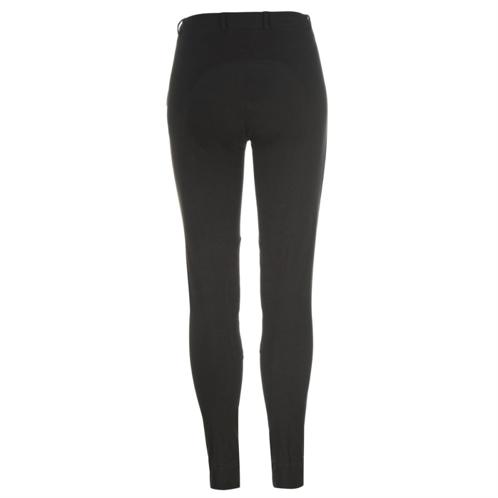 REQUISITE Women's Lightweight Jodhpur Pants - BLACK