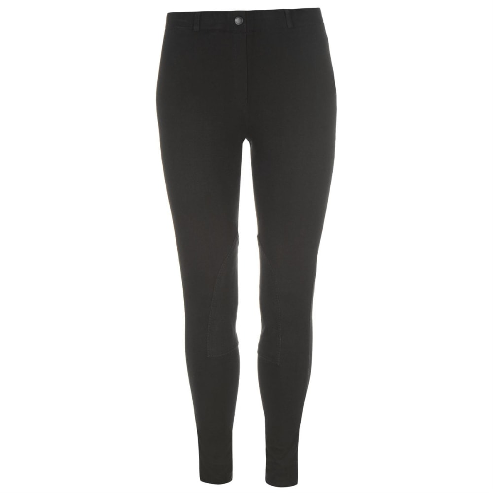 REQUISITE Women's Lightweight Jodhpur Pants - BLACK