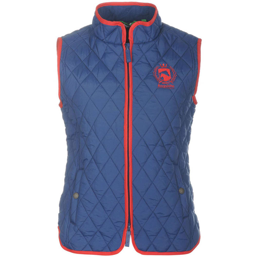 REQUISITE Women's Quilted Vest 12