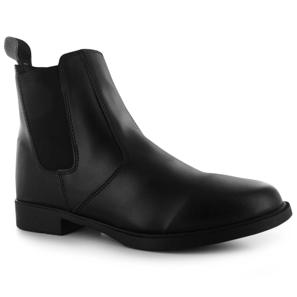 REQUISITE Men's Riding Boots - BLACK